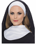 Ladies Sister Act Hen Stag Night Religious NUN Fancy Dress Costume Accessories