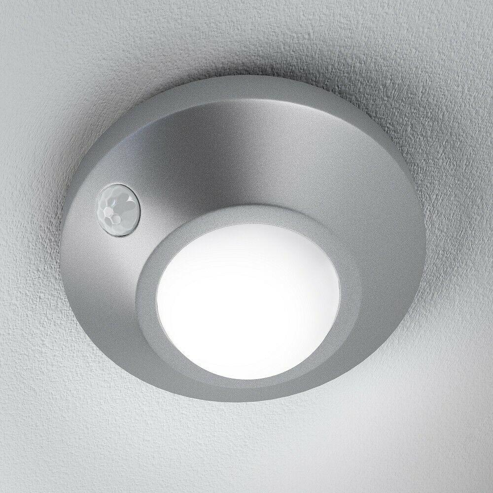 OSRAM Nightlux Ceiling Led leuchte Sensor Silber Bewegungsmelder Cool White