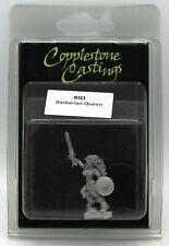 Fantasy Village Warriors Guard Miniatures Copplestone HF04 Halfling Militia II