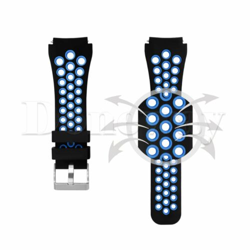 Sports Silicone Wristband Strap Bracelet For Samsung Gear S3 Frontier Classic