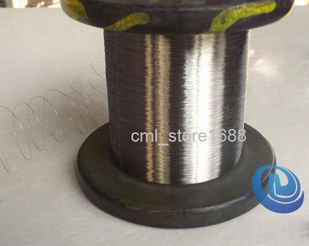 Stainless steel bright wire single hard steel wire(0.2mmto 0.8mm)