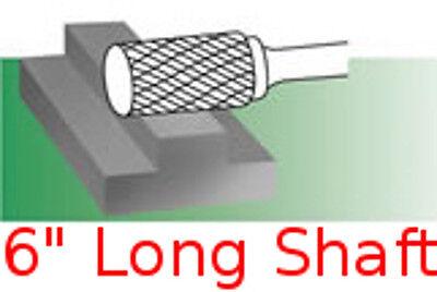 SE-5 L6 Long Oval Shape Carbide Bur Rotary File burr die grinder