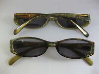 Smashing Sun Readers Sage & Copper Single Vision Sunglasses +2.25