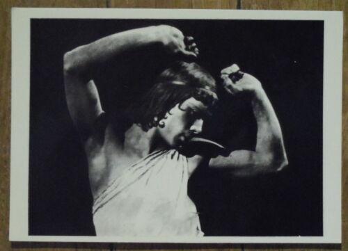 Carte postale Nijinsky dans Daphnis et Chloé  postcard