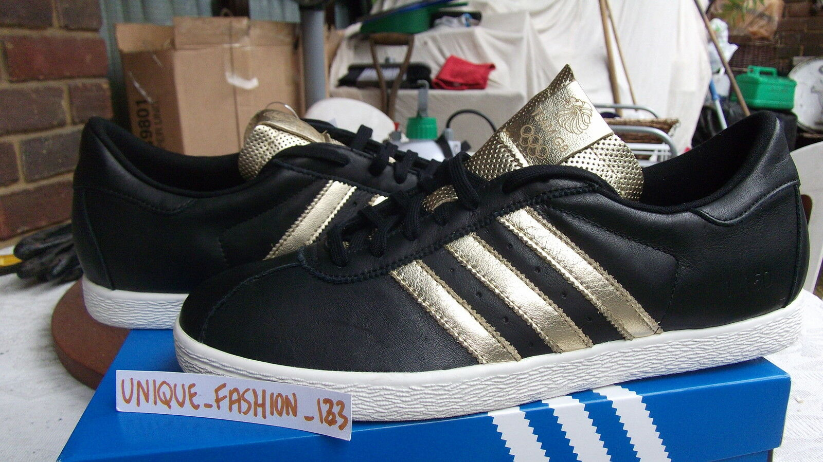 adidas tobacco team gb london london london 2012 olympic 1 / 150 couples nous 6,5 e 39 1 / 3 noel e773dd