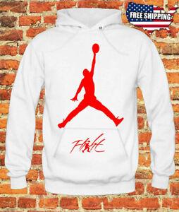 Chicago Bulls 23 Michael Jordan NBA Flight Air Jersey Shirt Hoodie Free Shipping