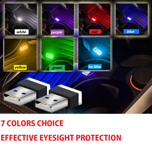 TOP-Mini-USB-LED-Car-Interior-Light-Neon-Atmosphere-Ambient-Lamp-Light-Accessory