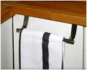 Appendino da porta anta per asciugamani strofinacci da cucina ...