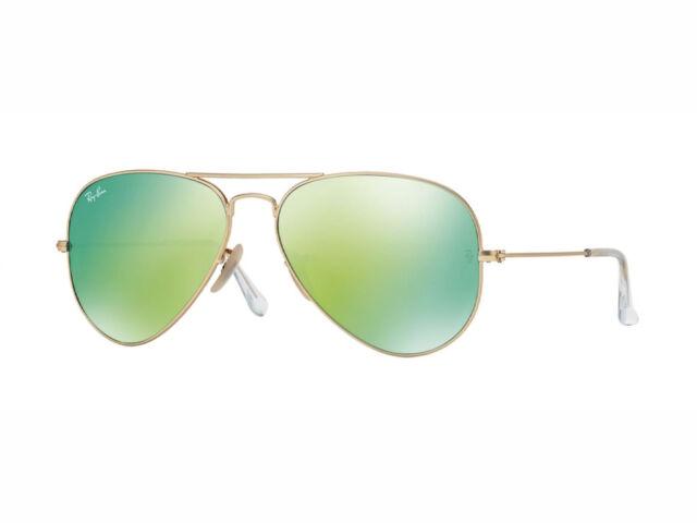 lunettes de soleil Ray Ban Limited RB3025 AVIATEUR LARGE METAL 112/19