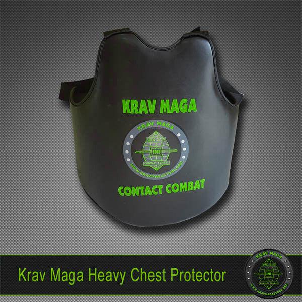 KRAV MAGA PADDED HEAVY CHEST PredECTOR SPARRING TRAINING