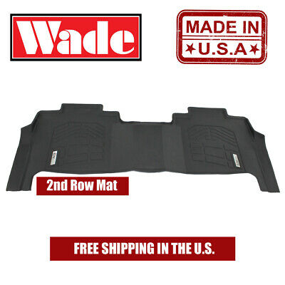 COMBO Front /& 2nd Row Sure-Fit Floor Mats 2015-2020 Ford F-150 Super Cab