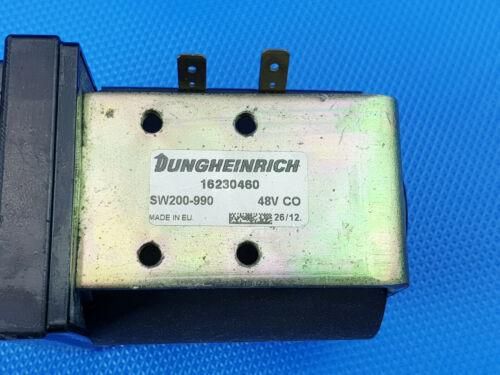 MwSt JH SW200-990 Schütz 48V Gabelstapler Schützschalter  Mat.Nr 16230460 inkl