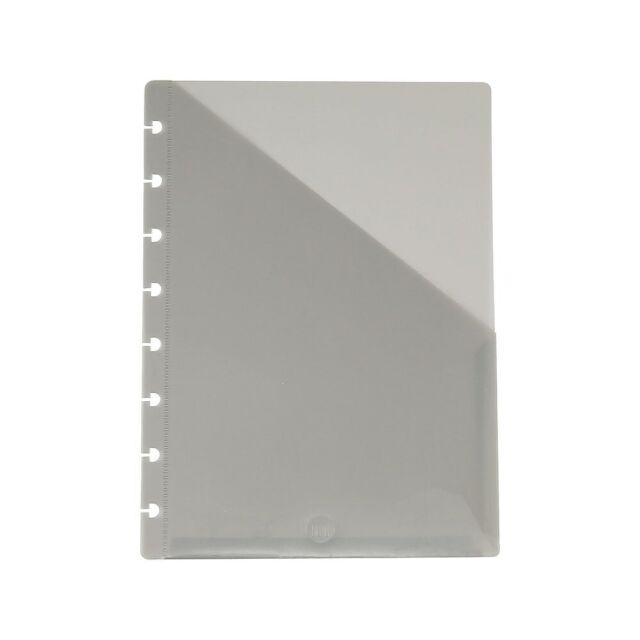 "Staples Arc System Dual Pocket Dividers 6-1/5"" X 8-3/5"