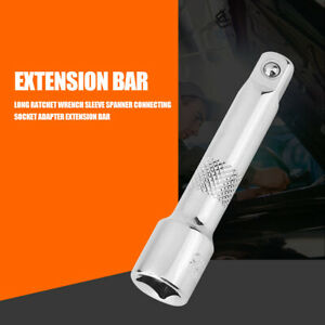 Long-Ratchet-Wrench-Sleeve-Spanner-Connecting-Socket-Adapter-Extension-Bar