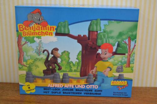Best-Lock Benjamin Fleurs 01127 Alfred Singe et Otto