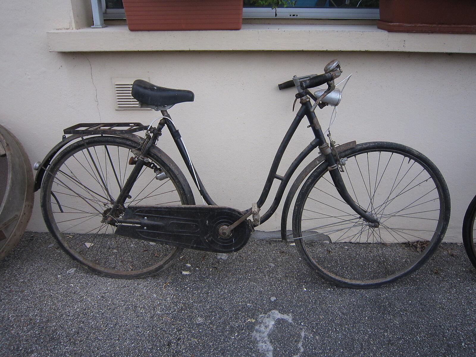 W042 VELO SFA 1935 environ CYCLISME RARE RARE RARE A RESTAURER 42d4c6