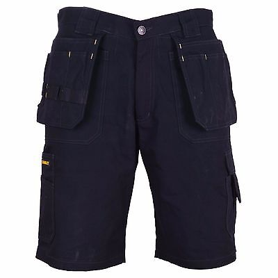 Black STANLEY SXWG-219-E DURHAM Work Shorts