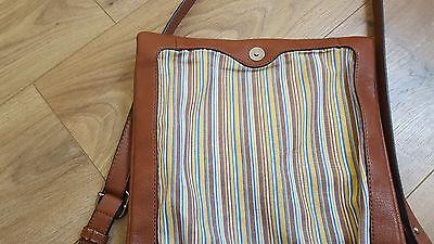 Damen Tasche von MANGUUN konjak braun