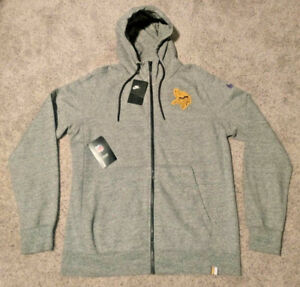 8d0260d8e97 NWT Minnesota Vikings Nike NFL Full-Zip Hoodie! Size  Mens Medium ...