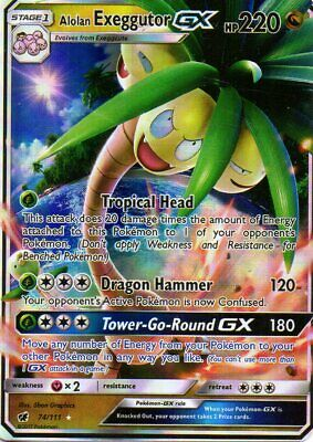 Alolan Sandslash and Sonic GX Tag Team Custom Pokemon Card In Holo