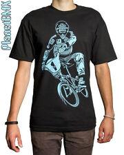 SE Racing STU THOMSEN T-Shirt old-school BMX ADULT 2XL shimano BLACK redline fmf