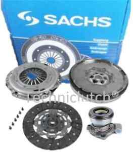 VAUXHALL-ASTRA-1-9-CDTI-150-MK-V-SACHS-DMF-DUAL-MASS-FLYWHEEL-AND-CLUTCH-CSC