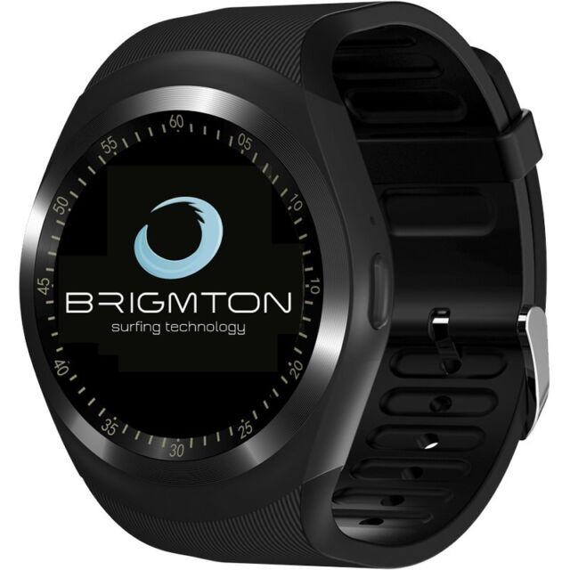 Reloj Digital Smartwatch con bluetooth para movil smartphone Brigmton Bwatch-BT7