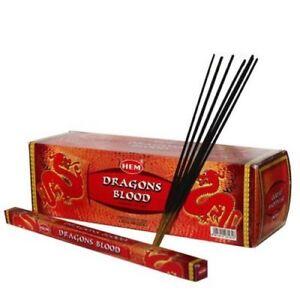 Encens-Sang-de-dragon-Hem-8-batonnets-par-boite