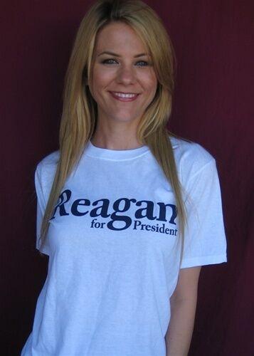 Ronald Reagan pour le président T Shirt-Toutes Les Tailles Small 4X-campagne 1980 Logo
