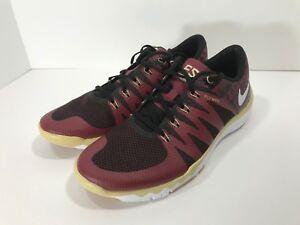 172348a5a9ff New  Nike Free Trainer 5.0 V6 AMP Men s Size 10.5 FSU Seminoles ...