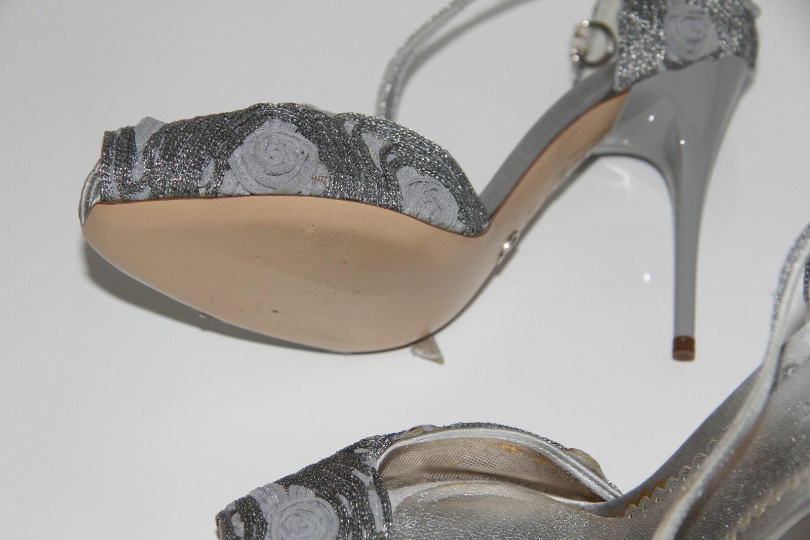 ARMANI Haute Couture Pumps open toes High Heels - sehr edel - Unikat - NEU