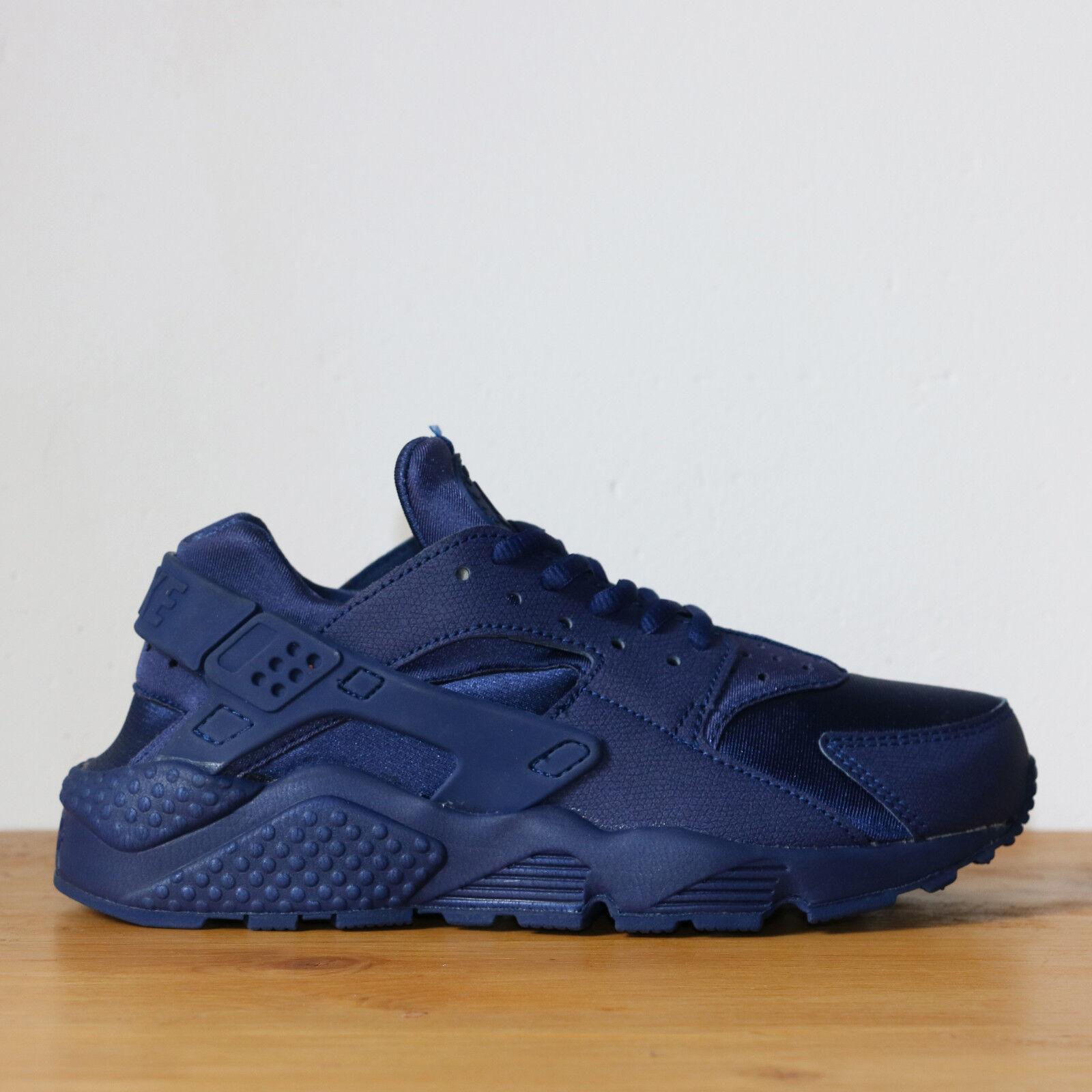 Nike Wmns Air Huarache Run 7us - 38eu Loyal bleu Bleu  baskets DS