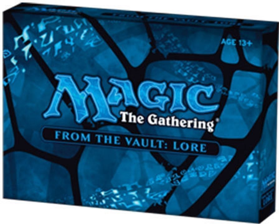 MTG From the Vault  Lore  Sealed Magic the Gathering New