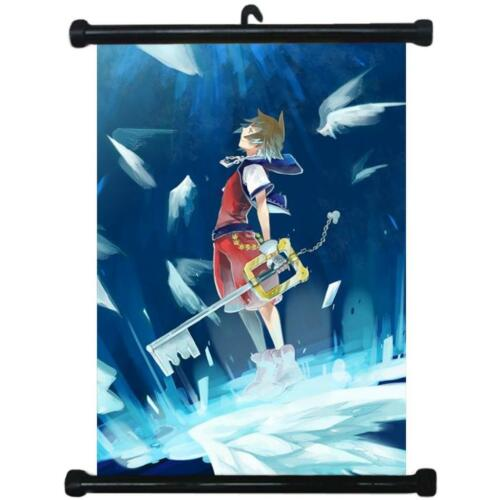 sp212179 Kingdom Hearts Home Décor Wall Scroll Poster 21 x 30cm