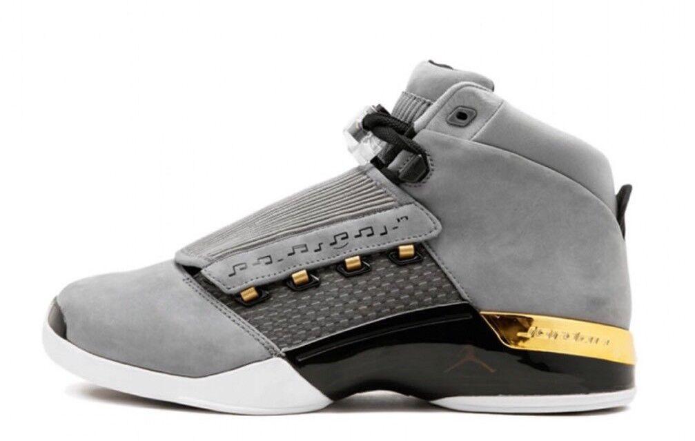 Nike air jordan 17 7,5 retr stanza dei trofei sz: uomini 7,5 17 # ah7963 023 d1af74