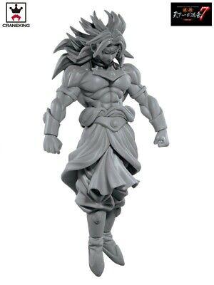 Dragon Ball-z Figur Broly Super Sayan Grey 16cm Banpresto Kolosseum 7 Statuen Klar Und GroßArtig In Der Art Action- & Spielfiguren Spielzeug