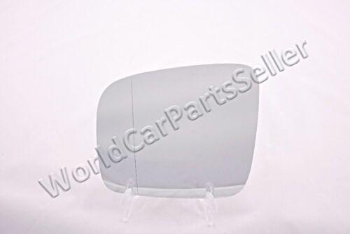 Aspherical Left Wing Side Mirror Glass Fits VW Transporter Multivan T5 03-10