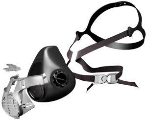 Auer MSA Advantage 410 & 420 Halbmaske Atemschutz EN 148-1 Rd40 Atemschutzmaske