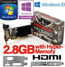 ATI Radeon HD 5450 1GB DDR3 PCIe HDMI DVI VGA Low Profile Graphics Card