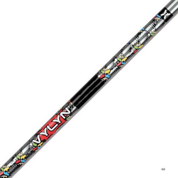 Va composites vylyn 55 quatre Stiff Flex .335 hommeche graphite avec poignée & Adaptateur