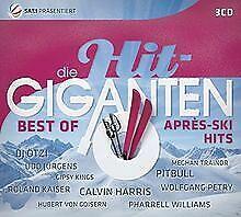 Die-Hit-Giganten-Best-of-Apres-Ski-Hits-von-Various-CD-Zustand-gut