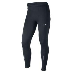 Nike-Shield-Men-039-s-Running-Collants-683891-010