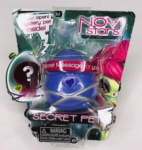 Novi Stars Secret Wish Pet Pods Lemi MGA  Entertainment Alien Pet Pink Purple