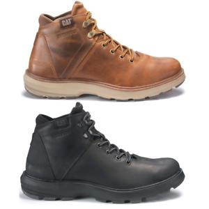 Online-Shop ziemlich billig beste website CAT CATERPILLAR Factor Waterproof Leder Sneaker Schuhe Stiefel ...