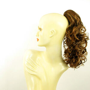 Hairpiece-ponytail-curly-15-75-golden-brown-wick-3-6bt27b-peruk