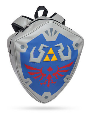 Nintendo Links Shield Backpack