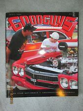 GOODGUYS GoodTimes Gazette APRIL 2008 Issue Hot Rod Street Rod Magazine Custom