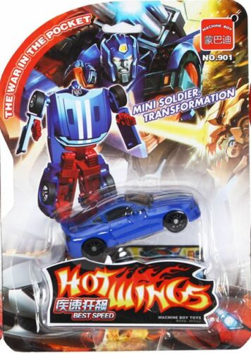 Transformers Car Action Figure  Mini soldie serie Hot Wings