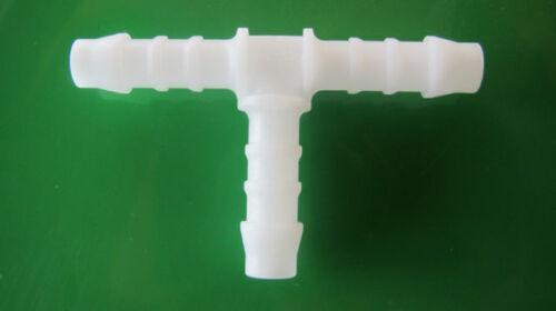Té pour 3x 19mm tuyau de distribution tuyau connecteur