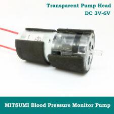 Dc 3v 6v 5v Micro Mini 370 Transparent Air Pump Aquarium Fish Tank Oxygen Pump